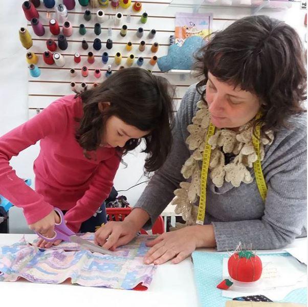 Costura Para Crianças: 4 Fundamentos De Ensino